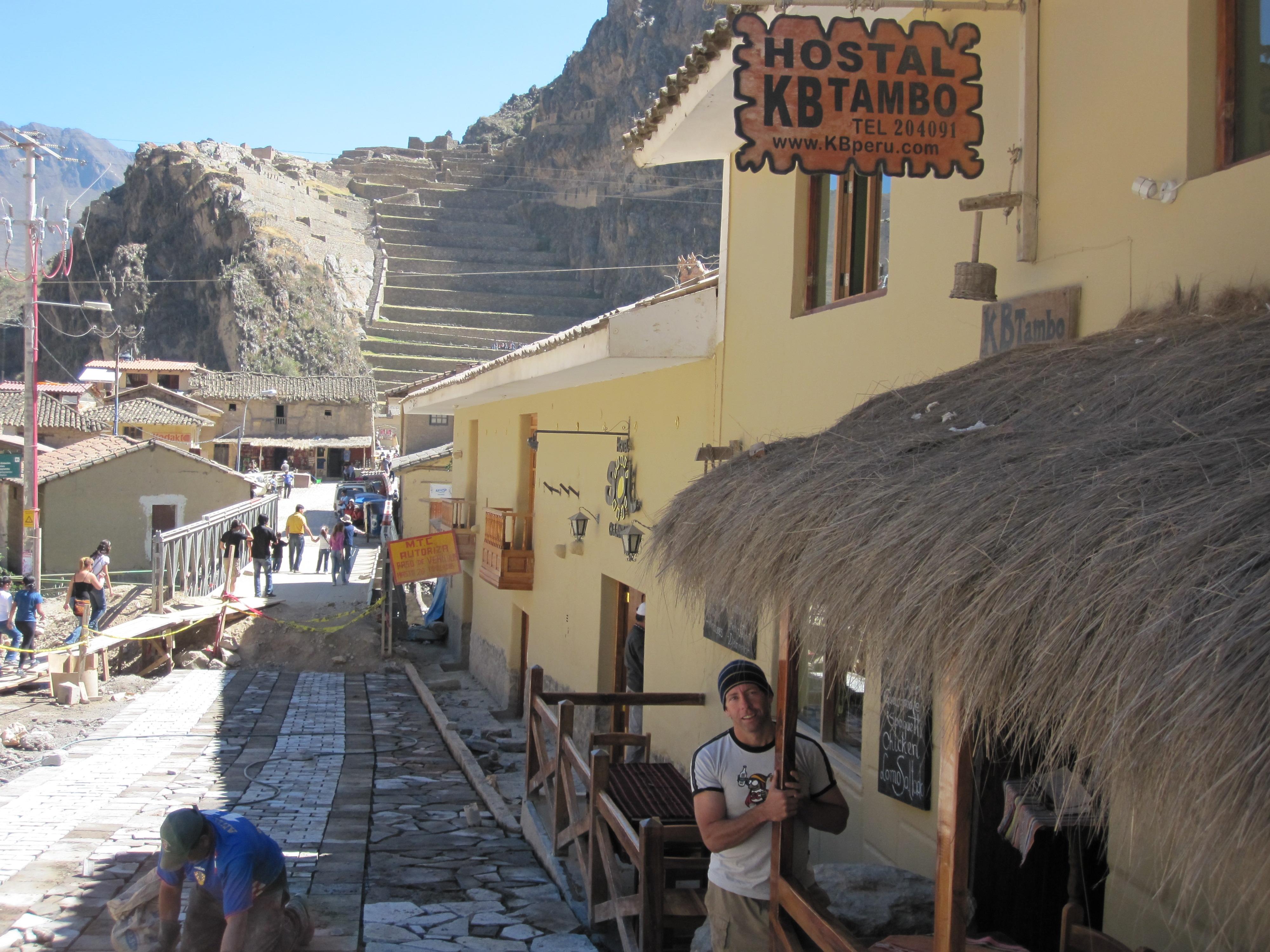 Hostal, hostals, hotel, hotels, Ollantaytambo, peru, Machu Picchu