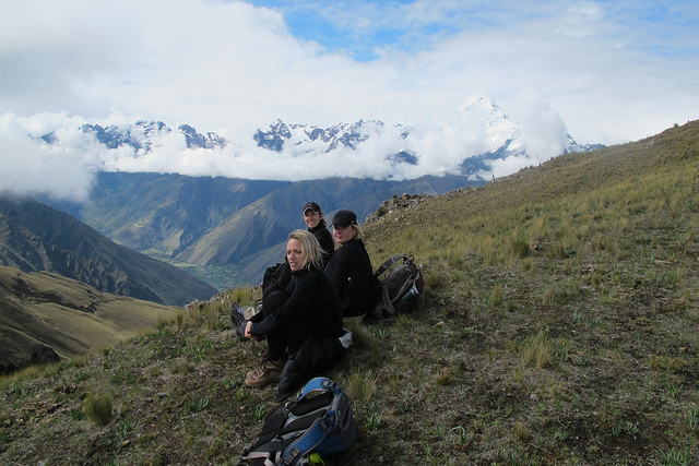 agoodtrek Vilcabamba to Machu Picchu