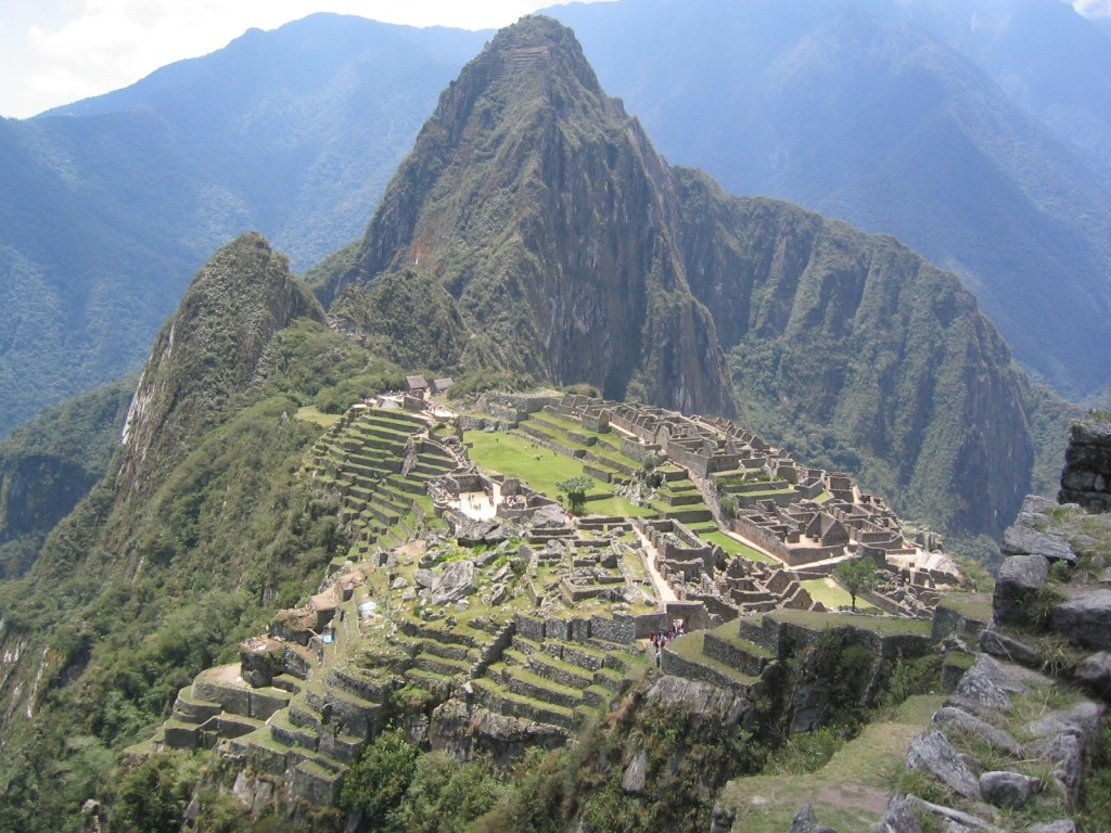 Machu Picchu, Huayna Picchu, Aguas Calientes, Peru, Cuzco, Cusco, Ollantaytambo