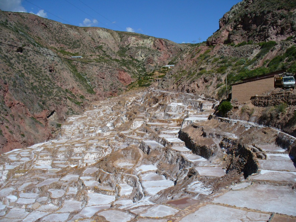 Las Salineras, Salt Mines, Moray, Cusco, Machu Picchu, Ollantaytambo, KB, KBperu, KBTambo, KB Tours
