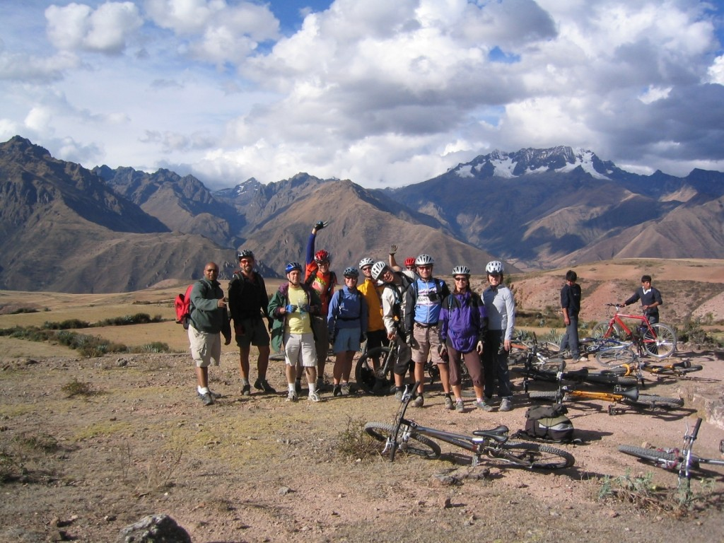 Salt Mines, mountain biking, Peru mountain biking, Machu Picchu, Cusco, Ollantaytambo biking, mountain bike, kb peru, kb tambo, kb, kb tours